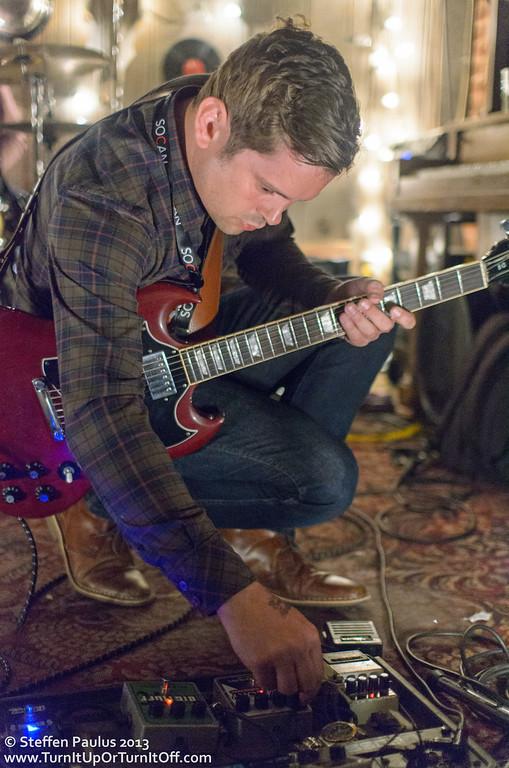 The Roseville Band @ Dakota Tavern, Toronto, ON, 15-June 2013