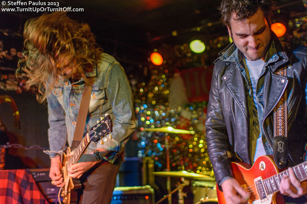 Matt Mays @ Horseshoe Tavern, Toronto, ON, 14-Dec 2013