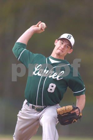 Erica Galvin/NEWS<br /> Brandon Ritchie throws a pitch in the third inning.
