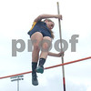 Erica Galvin/NEWS<br />  Shenango's Corie Palmer clears the bar during pole vault.