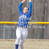 Erica Galvin/NEWS<br /> Union shortstop Lasha Clark catches a fly ball for an out in the second inning.