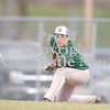 Erica Galvin/NEWS<br /> Laurel's first basemen Joe Dantico stretches for the ball for an out in the third inning.