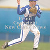 Erica Galvin/NEWS<br /> Ellwood City's Austin Richard throws to first base for an out.