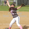Erica Galvin/NEWS<br /> New Castle relief pitcher Alyea Cioffi throws a pitch in the eighth inning.