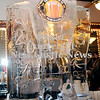 Courtney Caughey-Stambul/NEWS<br /> The fourth annual Super Brew ice sculpture adorns the bar of the New Englander where the event took place on Saturday.