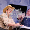 """Courtney Caughey-Stambul/NEWS<br /> Alan McCreary, left, and Jeffrey Hall rehearse a scene from the New Castle Playhouse's """"Tuna Christmas."""""""