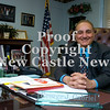 Erica Galvin/NEWS<br /> New Castle Superintendent George Gabriel will be officially retiring on January 31.
