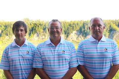 Provincial Mid - Amateur Men - Jesse Skelton, Garth Collings & Ben Bandura