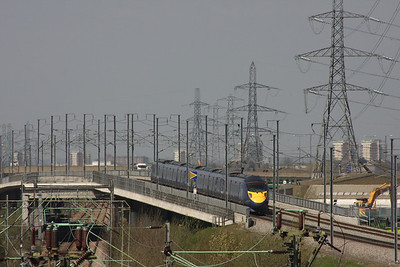 23rd - 24th April 2013 UK High Speed Line