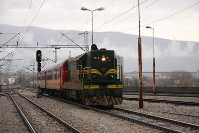 25th - 29th Nov 2013 Kosovo & FYR Macedonia
