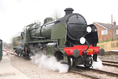 25th March 2013 Bluebell Railway