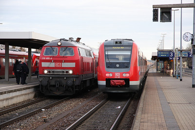 28th December 2013 - 4th January 2014 Bayern & Harz