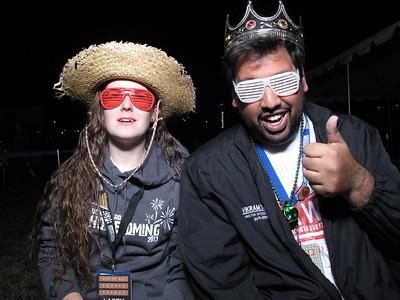 3-1-2013 UCR Bonfire