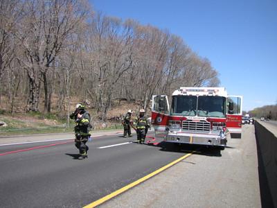 4/30/13 Car Fire I95