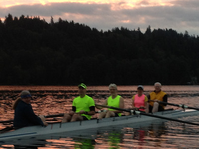 5am Learn to Row 1&2 Summer 2013