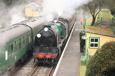 8th & 9th March 2013 North Norfolk and Mid Hants Railways