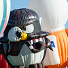 Linux nerd balloon.