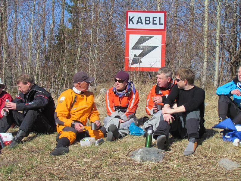 Mats, Kjell, Peggy, Bosse och Jonas