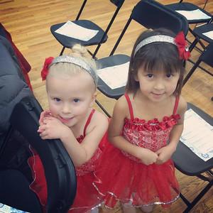 Allie's Ballet Recital 2013