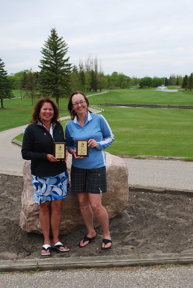 Michelle Lee & Tracey Rutledge, St. Charles Country Club