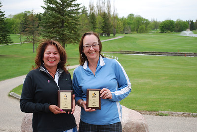 Michelle Lee & Tracey Rutledge, St. Charles Country Club Alternate Shot - Net Division Winners