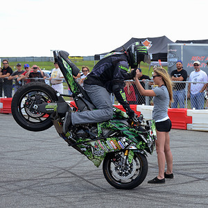 New Jersey Lottery Vintage Motorcycle Festival w/ AHRMA (2013)
