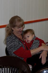 Grandma was taking good care of Jude Raetzsch