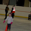 Anna LOVES ice skating
