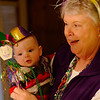 Mardi Gras with Grandma!