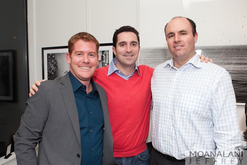 8674 Andrew Waite, David Denning, Ben Sloan