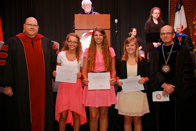 58th Academic Awards Day; April 30, 2013. Photography Award