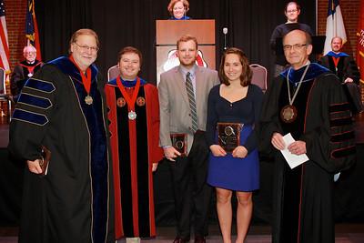 58th Academic Awards Day; April 30, 2013. Political Science Award