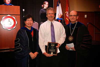 58th Academic Awards Day; April 30, 2013. Wallace Carpenter Management Information Systems Award