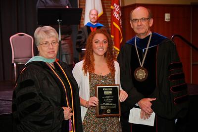 "58th Academic Awards Day; April 30, 2013. Kerr ""Buddy"" Watson Business Administration Academic Award"