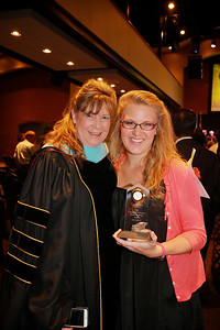 58th Academic Awards Day; April 30, 2013. Elementary Education Student Teaching Award