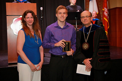 58th Academic Awards Day; April 30, 2013. German Award