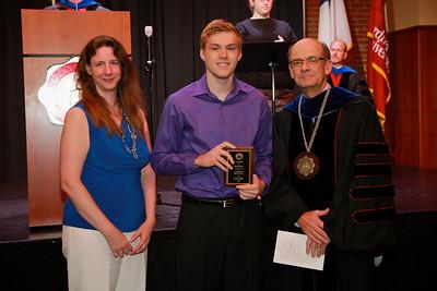 58th Academic Awards Day; April 30, 2013. German Award