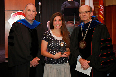 58th Academic Awards Day; April 30, 2013. Specialty Area Student Teaching Award