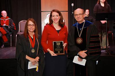 58th Academic Awards Day; April 30, 2013. Broyhill Achievement Award
