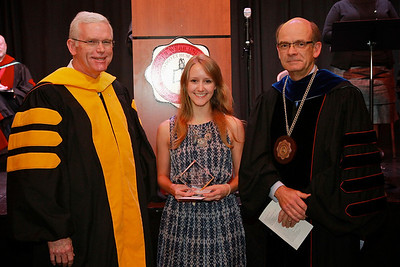 58th Academic Awards Day; April 30, 2013. Psychology Award