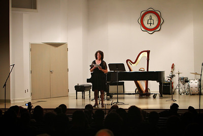 Faculty Music Recital; Spring 2013.