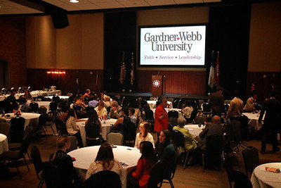 GWU International Dinner and experience; 2013