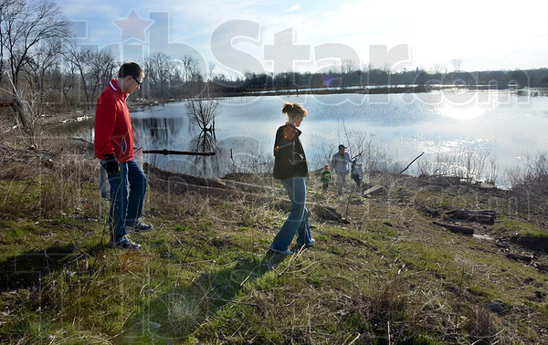 Wetlands waste
