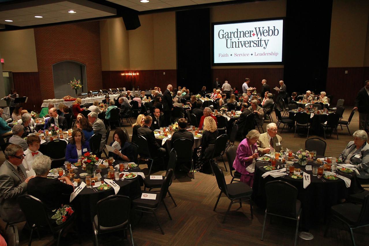 Scholarship Luncheon; Spring 2013.