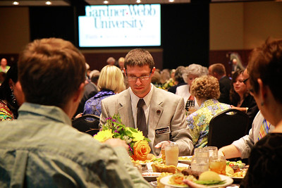 Scholarship Luncheon; Spring 2013.