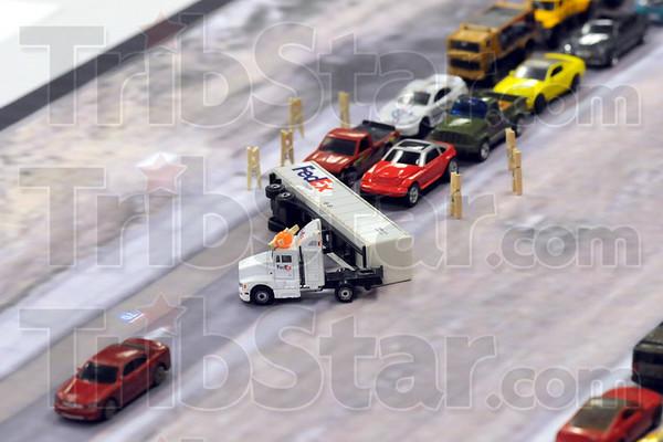 Traffic training