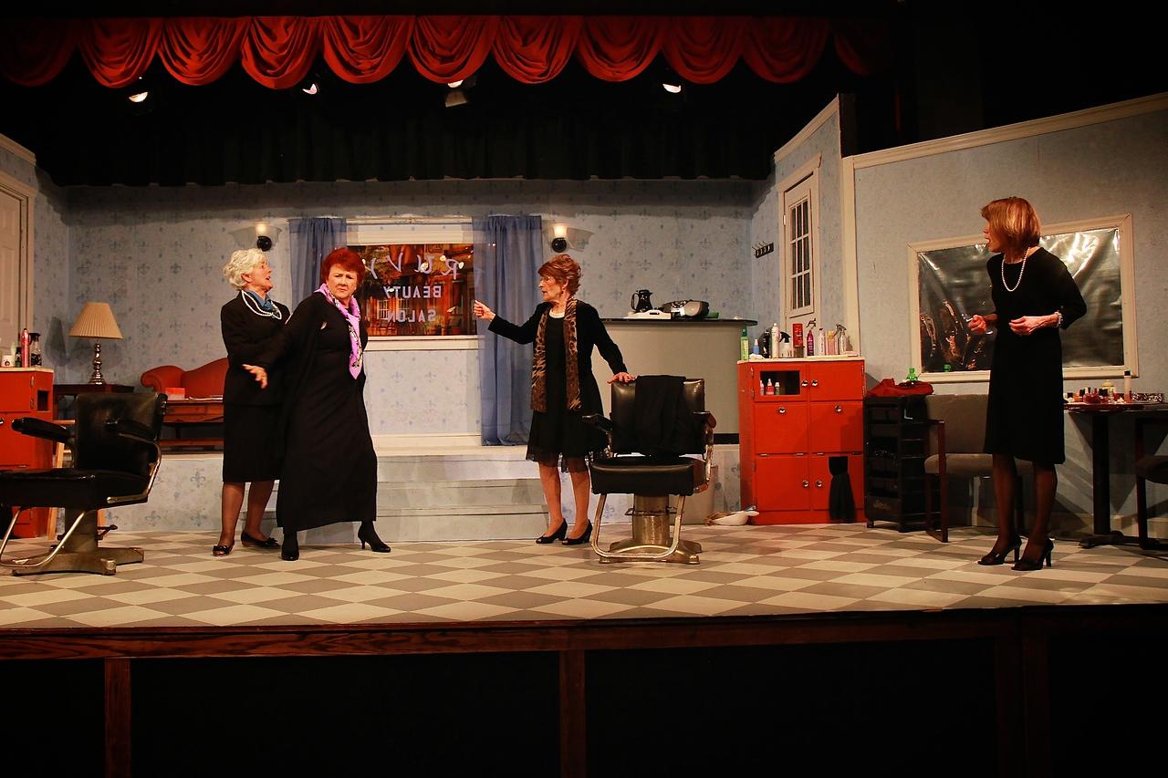 Steel Magnolias; Spring Theatre 2013 photo call.