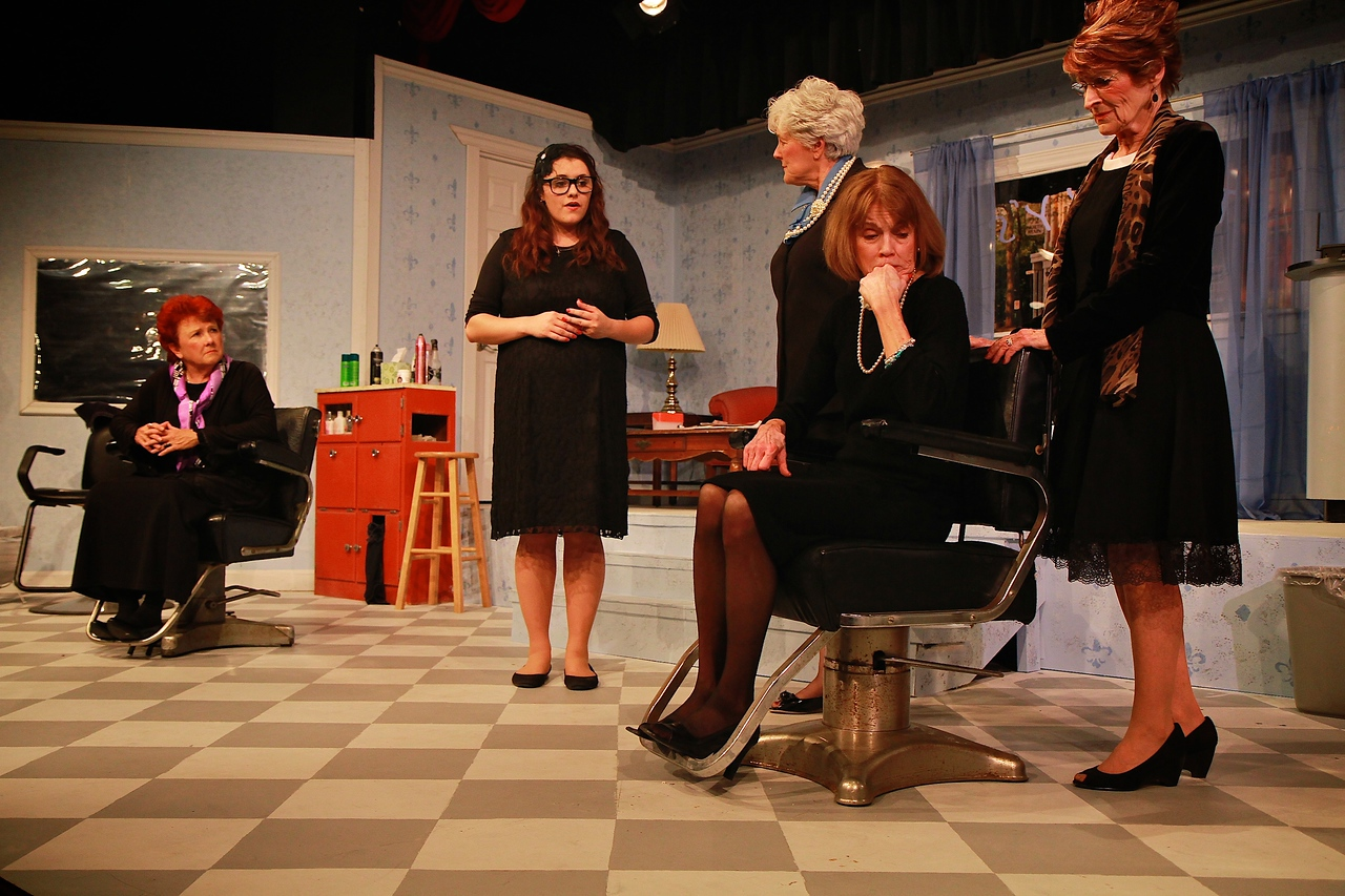 Steel Magnolias; Spring Theatre 2013 photo call.
