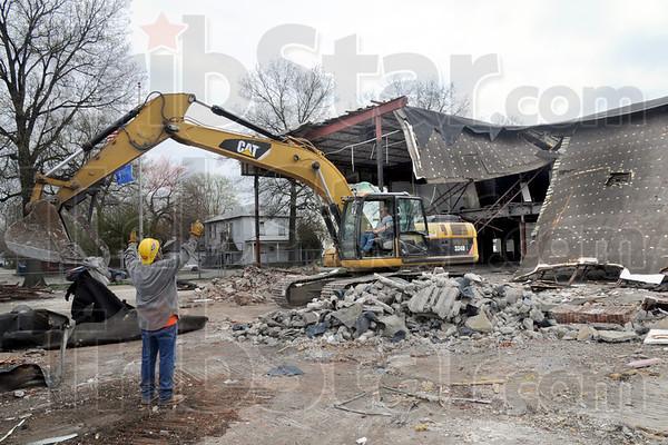 Demolition score