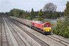 30 April 2013 :: 59203 passing Hinksey with 7C54 empty stone from Banbury Road Oxford to Whatley